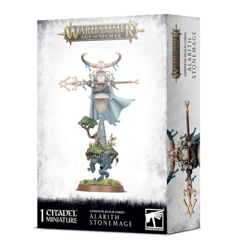 Alarith Stonemage - Lumineth Realm-Lords (Age of Sigmar) *Preorder Sat 19/9/20* :www.mightylancergames.co.uk