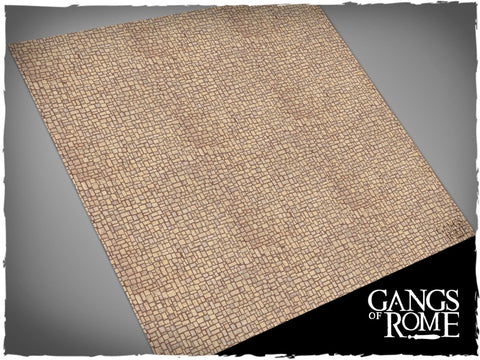 Gangs of Rome 3' x 3' Game Mat -  Mousepad (Deep Cut Studios)