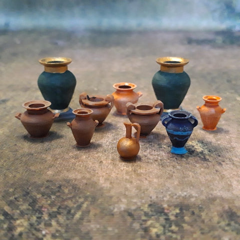 Greek Pots & Jugs