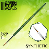 GREEN SERIES Synthetic Brush