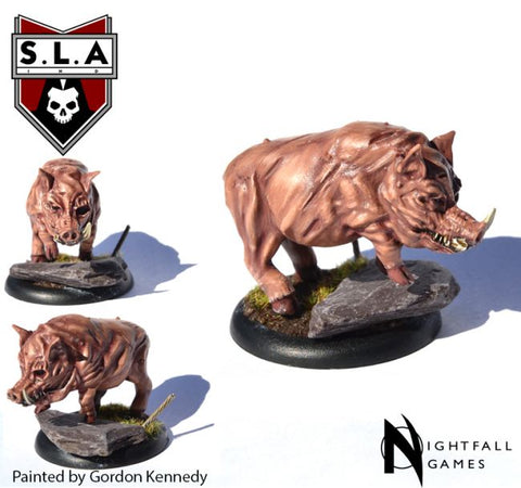 Grunt - S.L.A  Cannibal Sector 1 :www.mightylancergames.co.uk