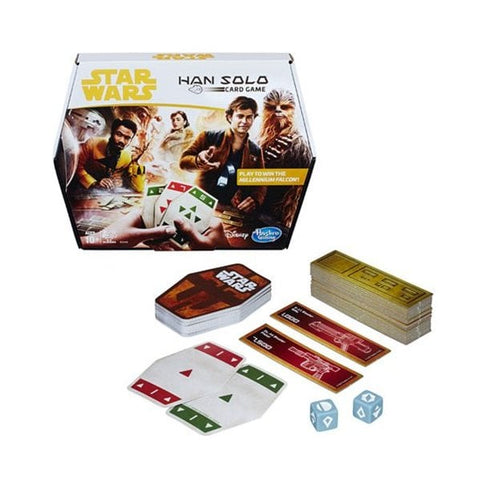 Han Solo Card Game - Sabacc - Hasbro: www.mightylancergames.co.uk