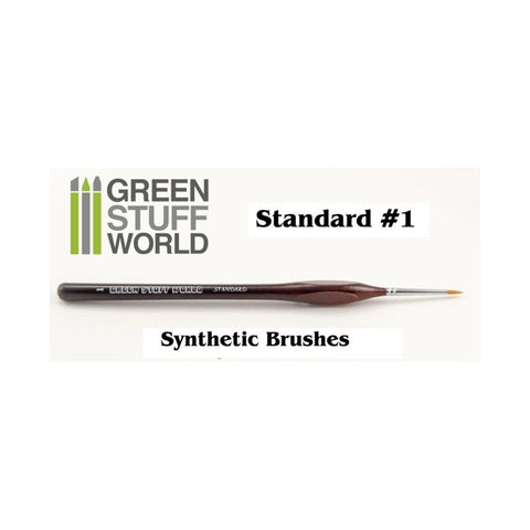 Standard 1 Synthetic brush - GSW