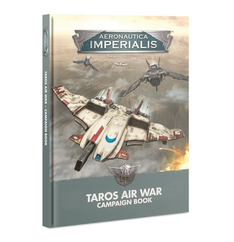 Taros Air War Campaign Book - Aeronautica Imperialis