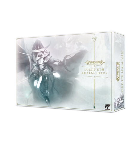 Lumineth Realmlords Launch Set - Limited Release Box set (Age of Sigmar) :www.mightylancergames.co.uk