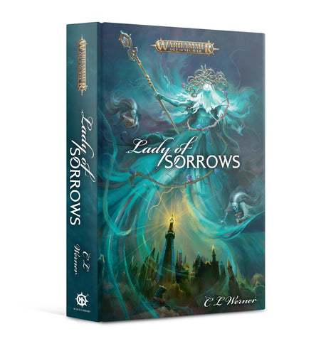 Lady of Sorrows - Hardback (Age of Sigmar) ***Pre-order for 11th July 2020)