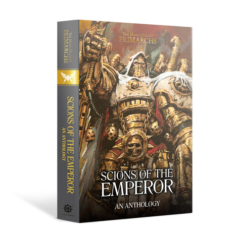 Scions of the Emperor: An Anthology (Hardback) **Pre-Order for 8th August 2020)