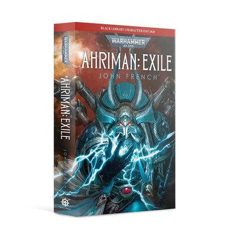 Ahriman: Exile (Paperback) **Pre-Order for 8th August 2020)