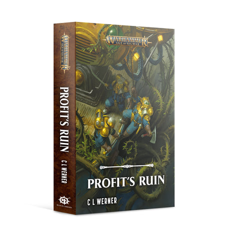 Profit's Ruin (Paperback) - Novel by C L Wener