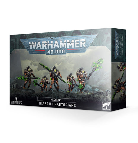 Triarch Praetorian - Necrons (Warhammer 40k) :www.mightylancxergames.co.uk