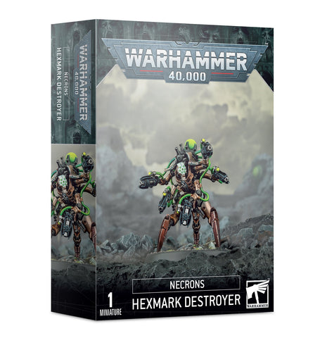 Hexmark Destroyer - Necrons (Warhammer 40k) :www.mightylancergames.co.uk