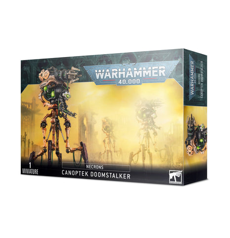 Canoptek Doomstalker - Necron (Warhammer 40k) ***Preorder for 10th October*** :www.mightylancergames.co.uk