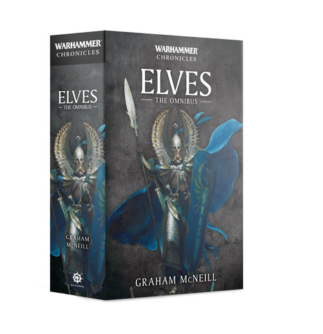 Warhammer Chronicles - Elves - The Omnibus (PB) :www.mightylancergames.co.uk