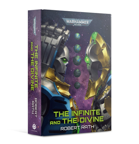 The Infinite and the Divine (Black Library) ***Pre-Order 10th of October*** :www.mightylancergames.co.uk