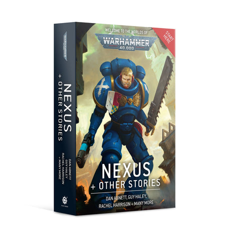 Nexus & Other Stories (PB) (GW-COVER) ***Pre Order 24/10/2020*** :www.mightylancergames.co.uk