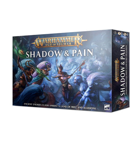 SHADOW AND PAIN (Age of Sigmar Battle Box)  ***Pre-order for 14th November 2020***
