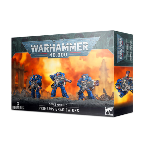Space Marine Primaris Eradicators