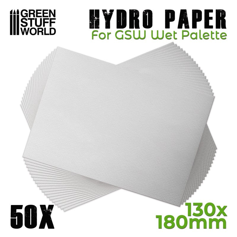 Hydro Paper for Wet Palette (2325) -  GSW