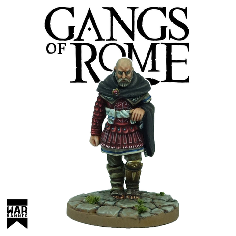 Gangs of Rome - The Iberian, Retired Gladiator