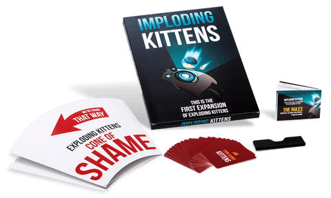 Imploding Kittens Expansion: www.mightylancergames.co.uk