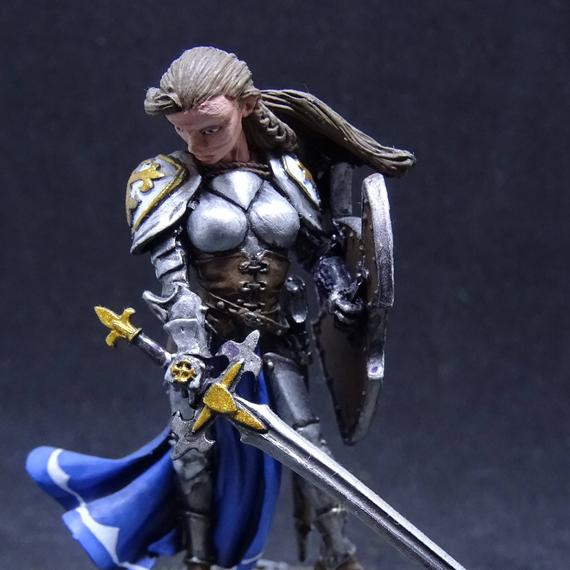 Finari Crusader Paladin: www.mightylancergames.co.uk