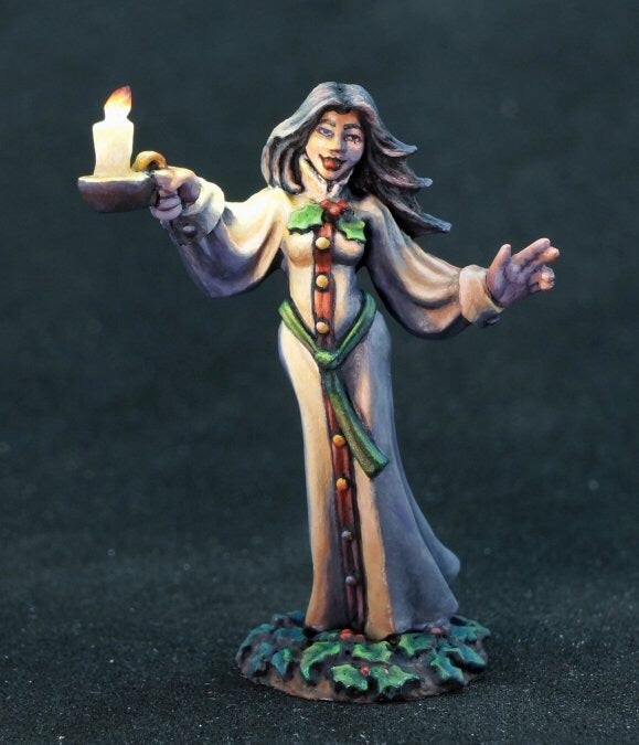 01641 - Ghost of Christmas Past, 2019 edition (Reaper) :www.mightylancergames.co.uk