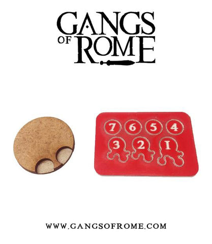 Gangs of Rome - Jigsaw Base & Flesh