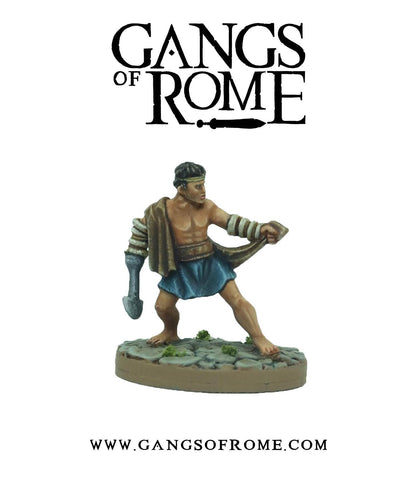 Gangs of Rome - Fighter Tertius: www.mightylancergames.co.uk