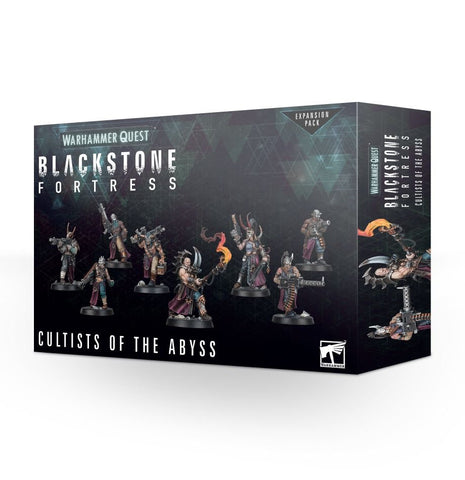 Blackstone Fortress - Cultists of the Abyss