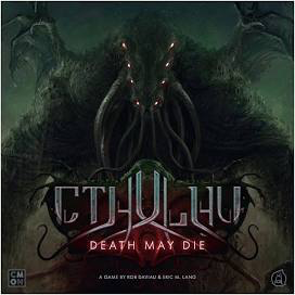 Cthulhu - Death May Die (Board Game)