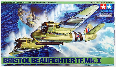Tamiya 1/48 - Bristol Beaufighter TF.MK.X: www.mightylancergames.co.uk