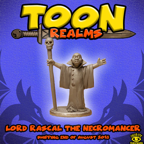 Rascal the Necromancer Lord: www.mightylancergames.co.uk