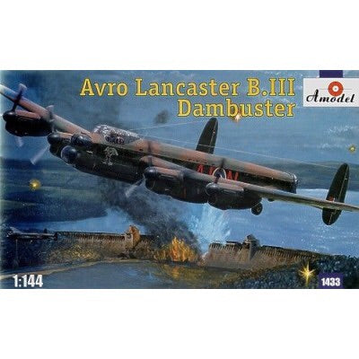 Amodel 1/144- Avero Lancaster B.III Dambuster: www.mightylancergames.co.uk