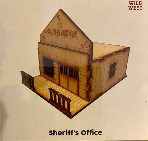 TT Combat- Sheriff Office - WWS005