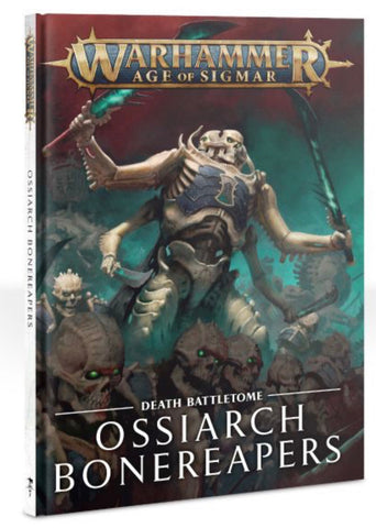 Battletome - Ossiarch Bonereapers (Age of Sigmar) :www.mightylancergames.co.uk