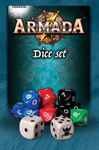 Armada Extra Dice Set **Pre-order for 21/11/20 release**