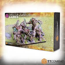 Tree men - Fantasy Heroes (Table Top Games) :www.mightylancergames.co.uk