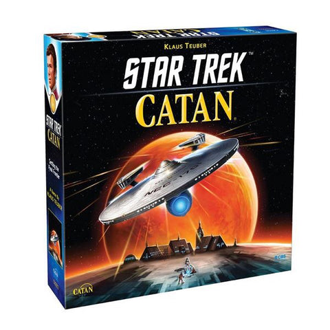 Catan - Star Trek