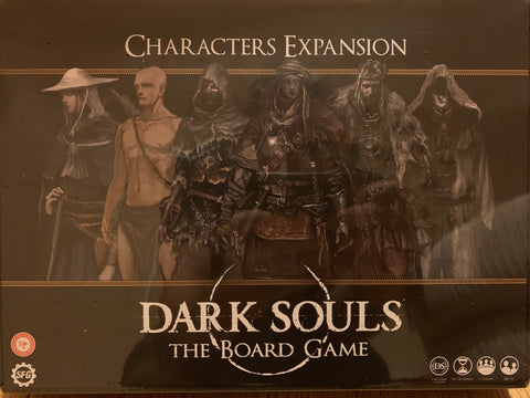 Chraracter Expansion (Dark Souls Board Game) :www.mightylancergames.co.uk