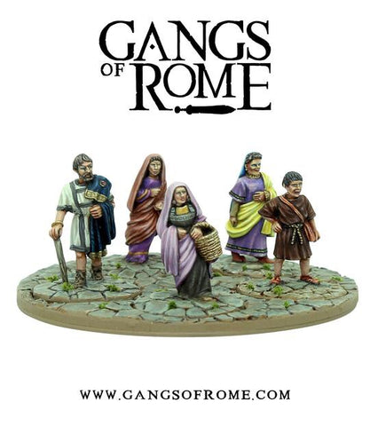 Mob Primus - Gangs of Rome: www.mightylancergames.co.uk