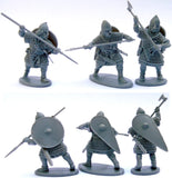 Late Saxons - Anglo Danes - Huscarls Warriors of the Dark Ages (VXDA003)