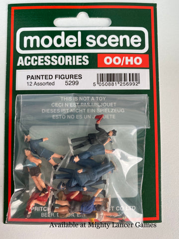 peco assorted figures 5299