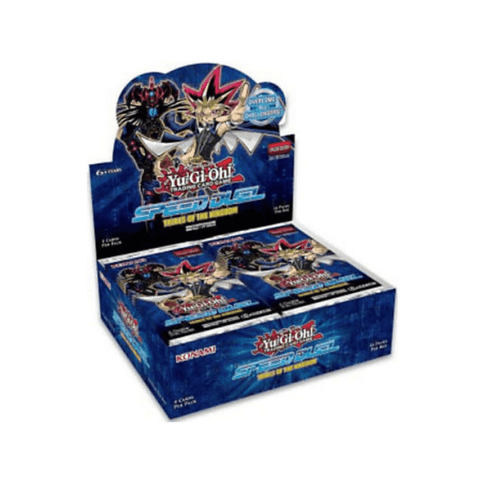YU-GI-OH! SPEED DUELS - TRIALS OF THE KINGDOM - full booster box