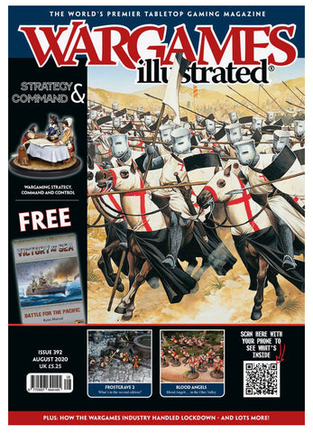 Wargames Illustrated WI392 August 2020