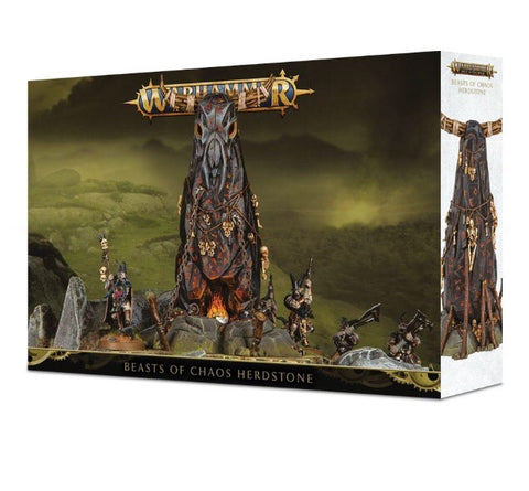 Herdstone - Beasts of Chaos (Age of Sigmar) :www.mightylancergames.co.uk