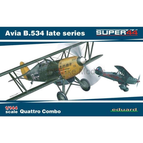 Super 44 Avia B.534 Late Series 1/144