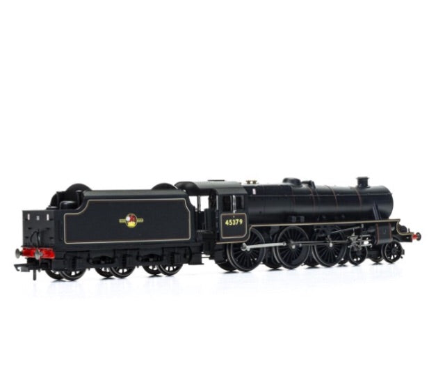 1:1 Collection: BR, Class 5MT, 4-6-0, 45379 - Era 11 - Limited Edition of 1000 :www.mightylancergames.co.uk