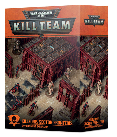 Killzone: Sector Fronteris **Pre-Order for 6th March**