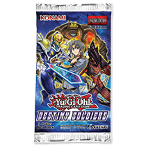 Yu-Gi-Oh! Booster Packs: Destiny Soldiers