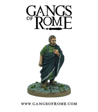 Gangs of Rome - Secundus Dominus: www.mightylancergames.co.uk